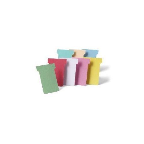Nobo Karteczki t-card, rozmiar 2-60mm, jasnoniebieskie 100 sztuk