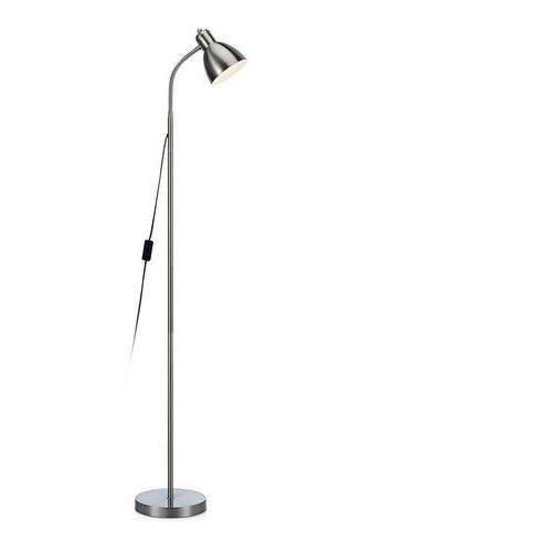 Lampa podłogowa kiko floor 1l steel 106964 - - mega rabat w koszyku marki Markslojd
