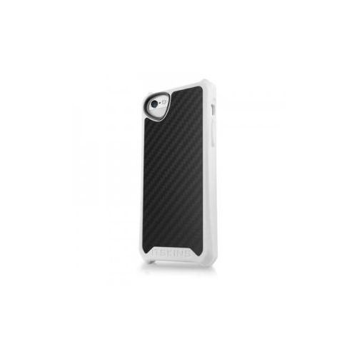 Futerał Atom Matt Carbon Itskins - APPLE IPHONE 5 biały