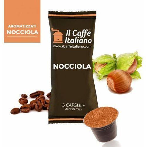 Nocciola (kawa aromatyzowana orzechowa) kapsułki do Nespresso – 50 kapsułek