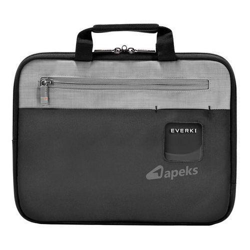 "contempro sleeve torba / pokrowiec na laptopa 13,3"" / czarna - black marki Everki"