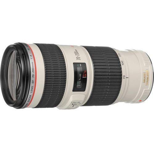 Obiektyw CANON EF 70-200mm f/4.0L IS USM (4960999354989)