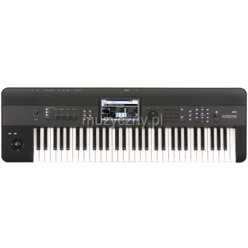 Korg  krome 61 syntezator, workstation