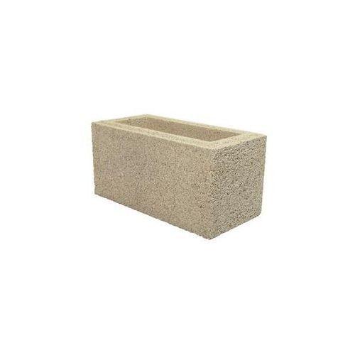 Joniec Bloczek murkowo-słupkowy 40.3 x 20 x 20 cm betonowy beskid
