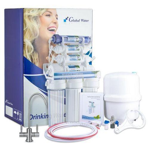 Filtr do wody odwrócona osmoza ro7 marki Global water filtry do wody