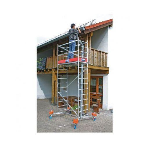 Rusztowanie ruchome aluminiowe, 1. dodatkowe piętro