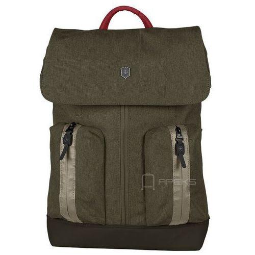 "altmont classic plecak miejski na laptop 15,4"" / olive - olive marki Victorinox"