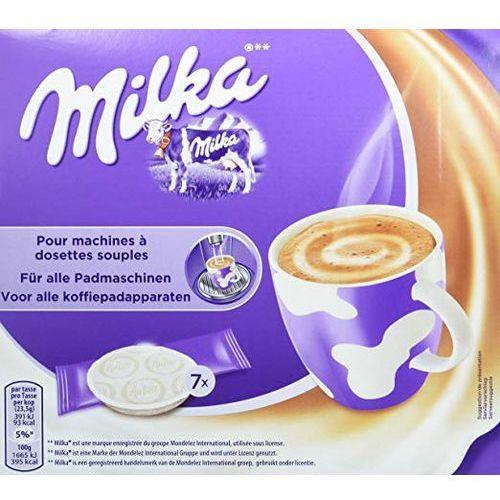 Milka senseo pads - 7 sztuk marki Jacobs