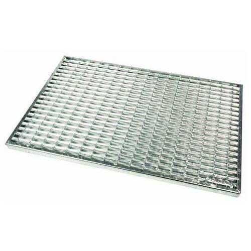 Ruszt wycieraczki ACO 60 x 40 cm ocynkowany (4002626012074)