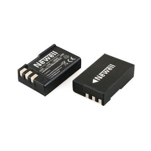 Akumulator NEWELL zamiennik EN-EL9 (Nikon D40/D40X/D60), DE72-293F0