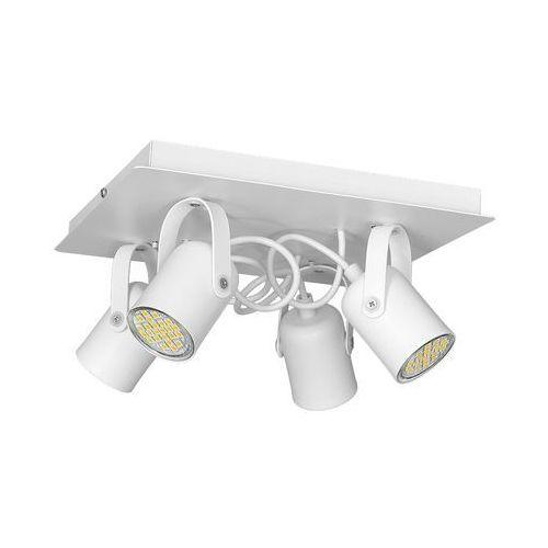 Plafon LAMPA sufitowa PICO MLP 992 Milagro kwadratowa OPRAWA natynkowa reflektorki białe, MLP 992
