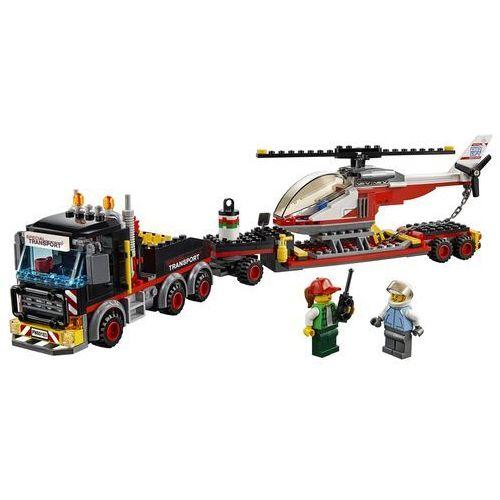 60183 TRANSPORTER CIĘŻKICH ŁADUNKÓW (Heavy Cargo Transport) KLOCKI LEGO CITY