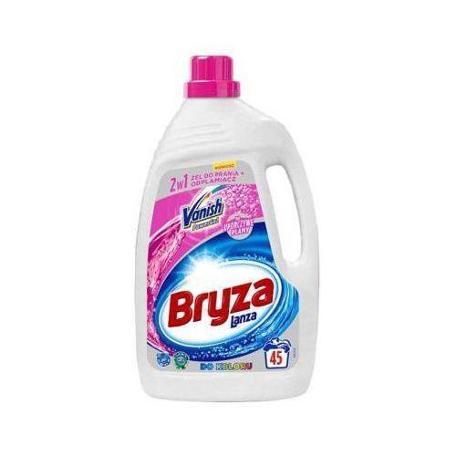 BRYZA 2,97l Lanza Vanish Power Gel 2w1 Kolor Żel do prania i odplamiacz (45 prań)