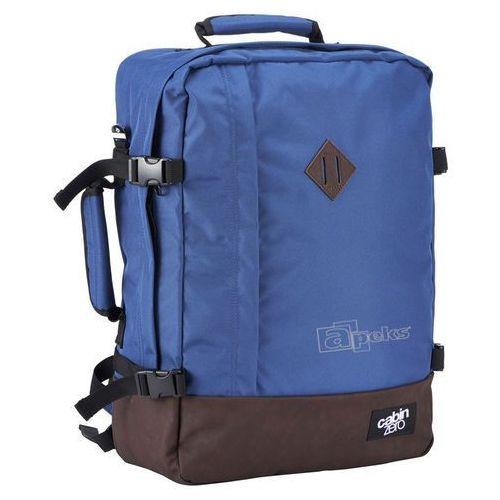 CabinZero Vintage 44L torba podróżna podręczna / plecak / granatowy - Navy