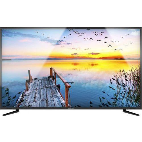 TV LED Sencor SLE55U01 - BEZPŁATNY ODBIÓR: WROCŁAW!