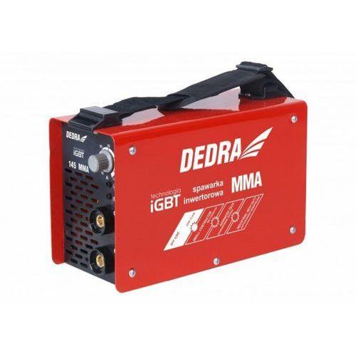 Spawarka inwentorowa DEDRA DESi155BT IGBT MMA 145A + DARMOWA DOSTAWA! - produkt z kategorii- Spawarki inwertorowe