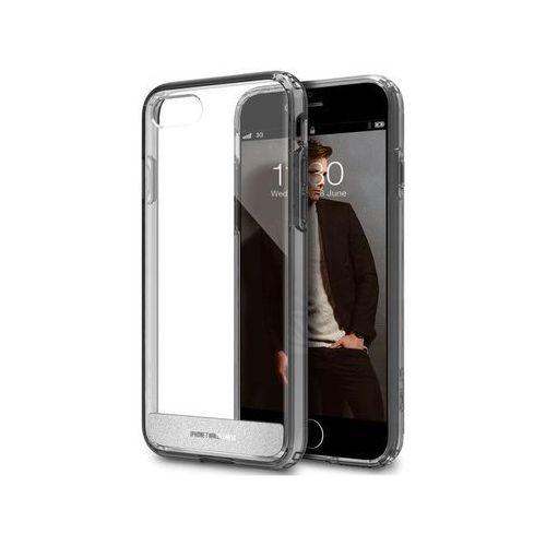 Obliq Naked Shield - Etui iPhone 7 (Smoky Black), kolor czarny