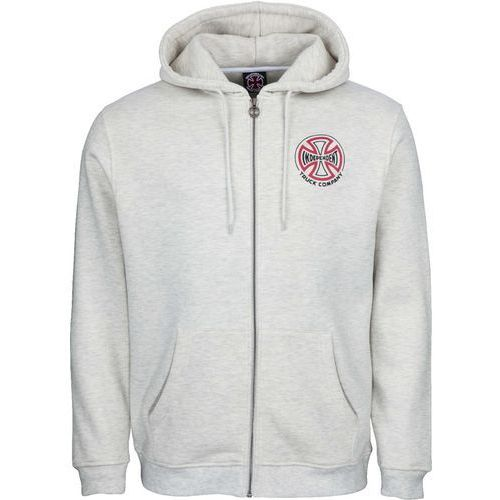 bluza INDEPENDENT - Two Tone Zip Hood Athletic Heather (ATHLETIC HEATHER ) rozmiar: L, 1 rozmiar