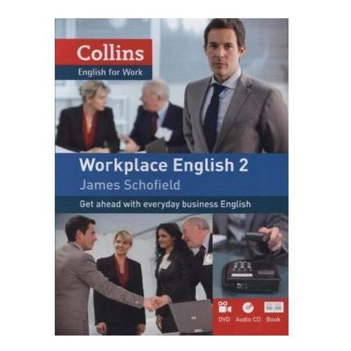 Workplace English 2 + DVD + CD