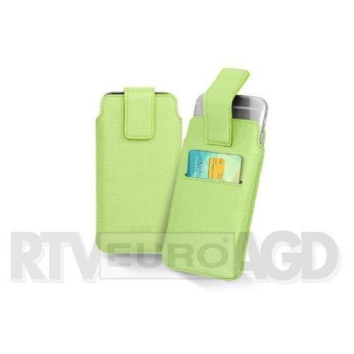 """universal smartphone pocket 5"""" tepochecardxllg (zielony) - produkt w magazynie - szybka wysyłka! marki Sbs"""