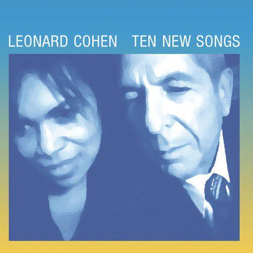 Leonard cohen - ten new songs marki Sony music entertainment