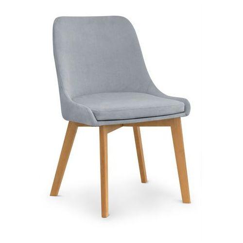 "Krzesło ""MARKUS"" jasno szare, kolor szary"