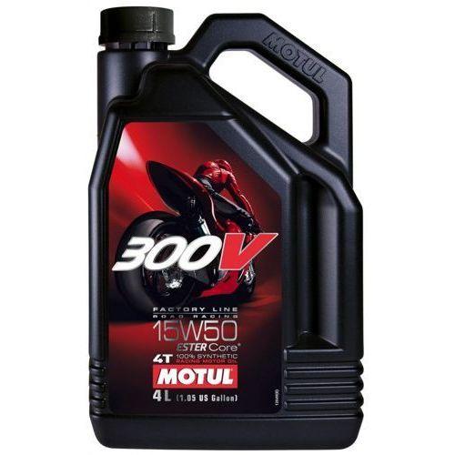 300v factory line double ester 10w-40 4 litry od producenta Motul