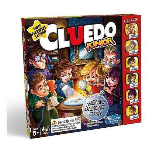 Hasbro Gra cluedo junior (5902002964401)