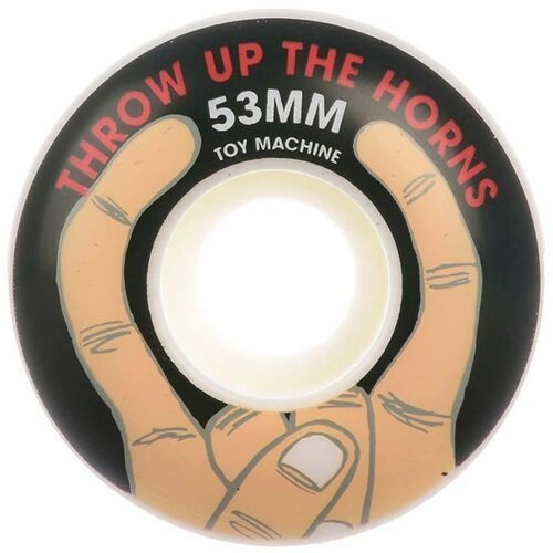 kółka TOY MACHINE - Horns 53mm (MULTI) rozmiar: 53MM