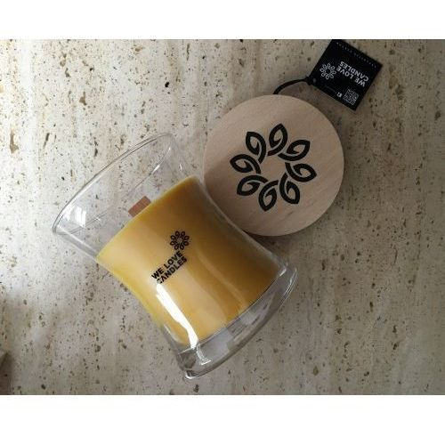 Zapachowa świeca sojowa Honeydew M 300 g - We Love Candles