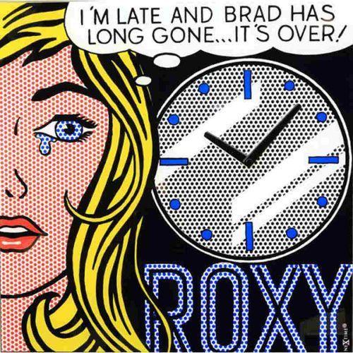 NeXtime - zegar ścienny Cinema Date