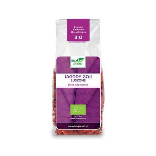 Jagody goji BIO 100 g - Bio Planet - produkt z kategorii- Bakalie, orzechy, wiórki