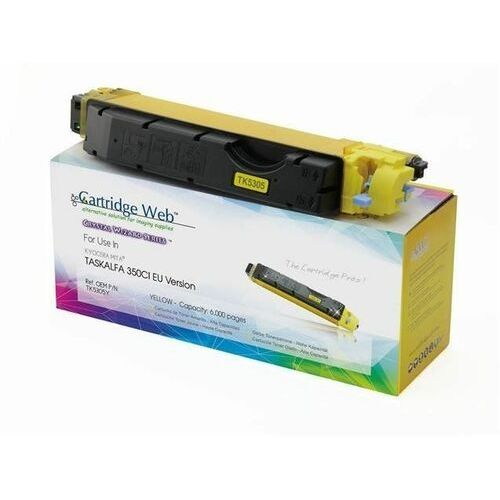 Toner yellow kyocera tk5305 zamiennik tk-5305y marki Cartridge web