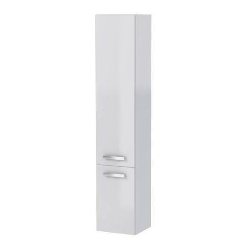 Słupek łazienkowy Mirano Vika 30 cm biały (5908271110334)