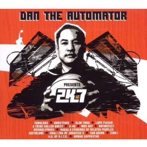 Decon Dan the automator - dan the automator presents 2k7 (0850717001421)