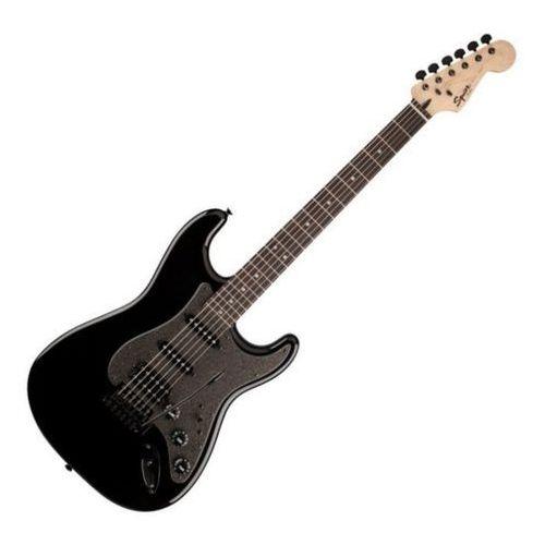 FENDER SQ BULLET TREMOLO HSS BKM BLACK HARDWARE z kategorii Gitary elektryczne