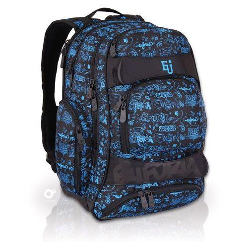 Plecak Topgal EFI 134 D - Blue, kolor niebieski