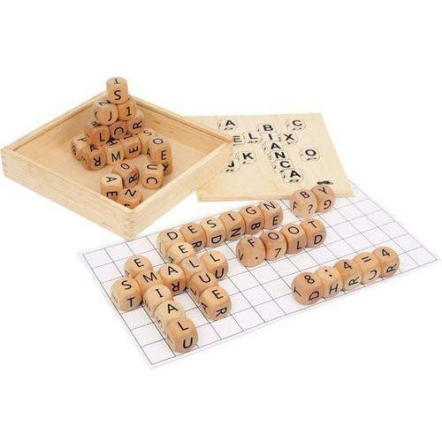 Zabawka edukacyjna dla dzieci - Układanie słów, nauka alfabetu