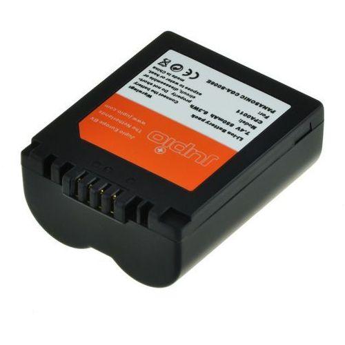 Akumulator JUPIO CPA0011 Panasonic CGA-S006E/DMW-BMA7