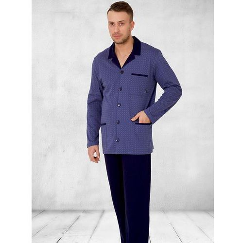 Piżama ROMAN 270, kolor szary