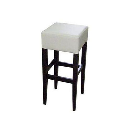 Estelia Krzesło barowe milo, skórzane, eko skóra, tkanina