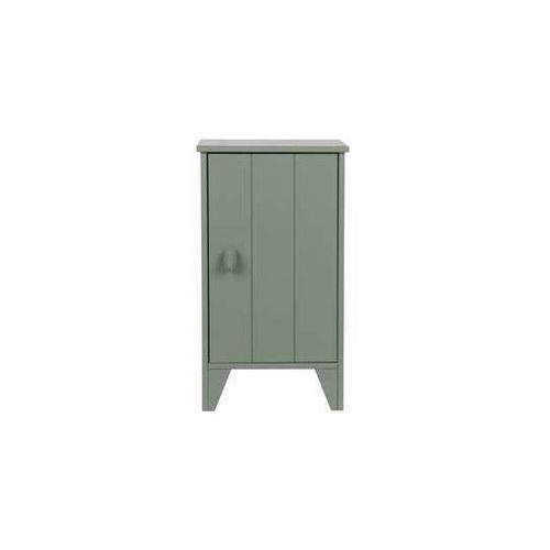 Woood :: szafka nocna młodzieżowa nikki zielona