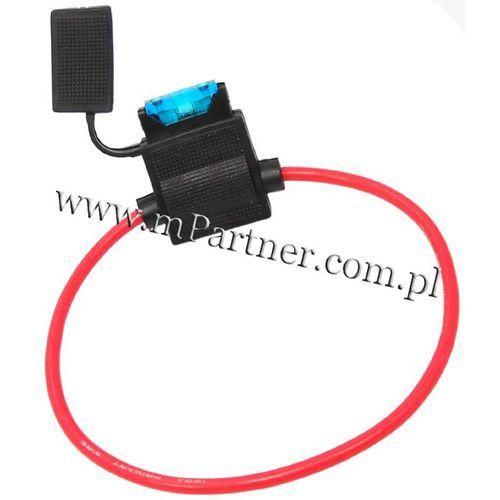 Mpartner Gniazdo bezpiecznika płytkowego hermetyczne 1,5mm2