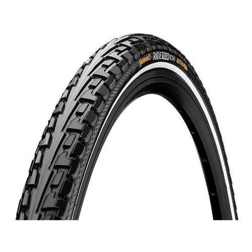 """Continental ride tour opona 28"""" drut reflex czarny opony do rowerów elektrycznych (4019238693454)"""