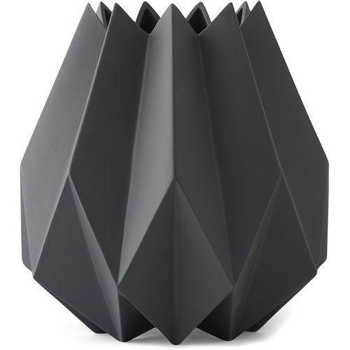 Wazon folded, wysoki, carbon - marki Menu