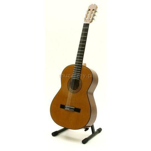 Alvaro 39 gitara klasyczna z litą płytą cedrową