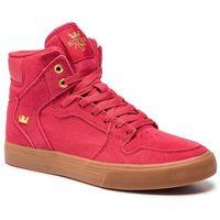 Sneakersy SUPRA - Vaider 08044-644-M Rose/Gold/Lt Gum, w 2 rozmiarach