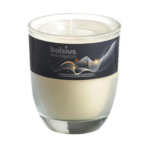 Świeca zapachowa AROMATIC zapach: Antytabak BOLSIUS