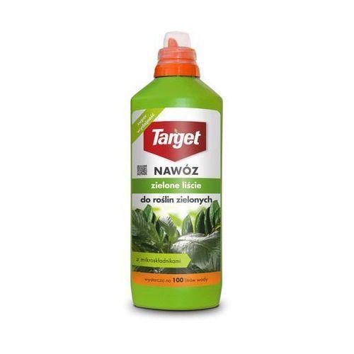 Nawóz płynny do roślin zielonych z mikroskładnikami Zielone Liście 1l, 63BA-798F0