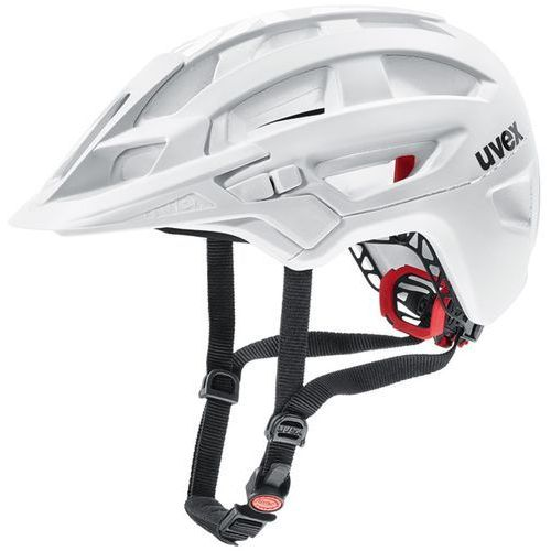 Uvex kask rowerowy finale white-white mat 52 - 57 cm